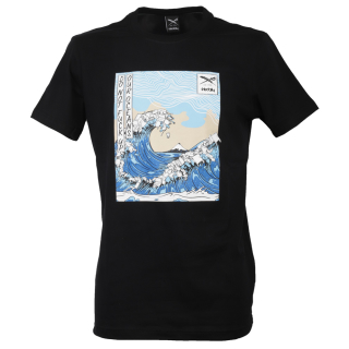 Iriedaily Trash Wave Tee T-Shirt Black