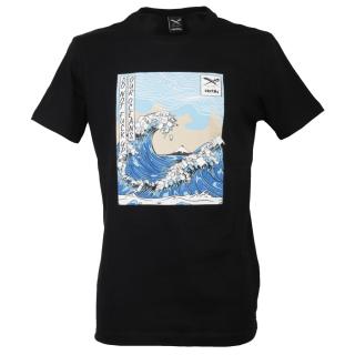 Iriedaily Trash Wave Tee T-Shirt Black M