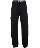 Noorlys Sundag Pant Uni Jogginghose Black Black