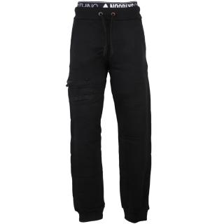 Noorlys Sundag Pant Uni Jogginghose Black Black L