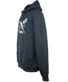 Iriedaily Daily Flag 2 Hooded Sweater Dark Orion