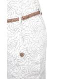 Ragwear Tanya Flowers Kleid White S