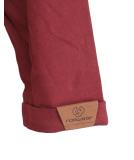 Ragwear Tanya Solid Kleid Wine Red