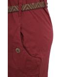 Ragwear Tanya Solid Kleid Wine Red M
