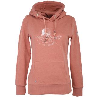 Ragwear Berit Organic Sweatshirt Coral