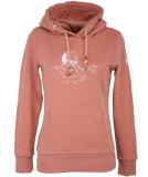 Ragwear Berit Organic Sweatshirt Coral L