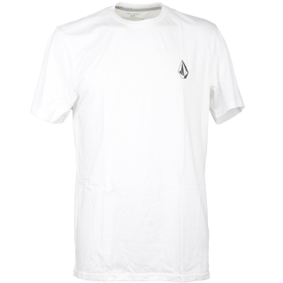 Volcom Iconic Stone T-Shirt White L