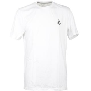 Volcom Iconic Stone T-Shirt White XL