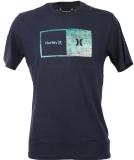 Hurley Everyday Washed Halfer Swamis T-Shirt Blue