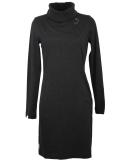 Ragwear Plena Organic Dress Kleid Dark Grey