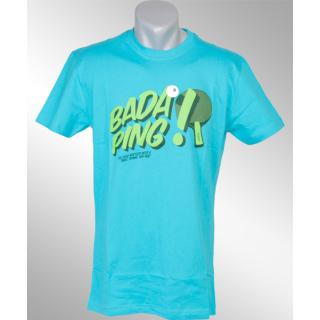 Irie Daily Bada Ping Tee Shirt hawaii blue M