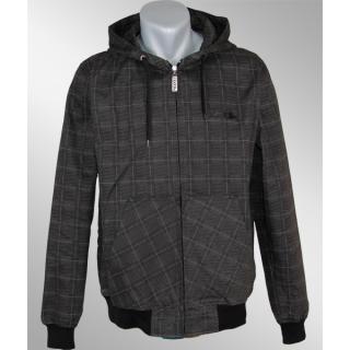 Iriedaily Dog Days Plaid Jacket anthracite S