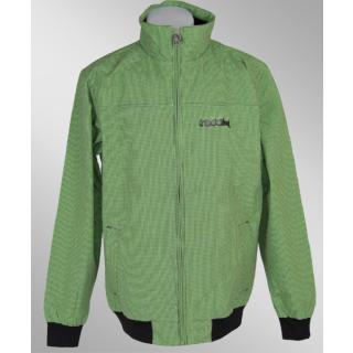 Iriedaily GSE Mini Plaid Jacket neon green S