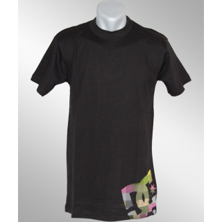 DC Pixel MenS S/S Core Tee Black
