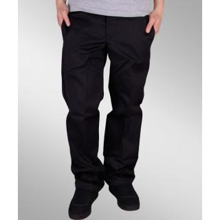 Dickies 873 Slim Straight Work Pant Hose schwarz 32x32