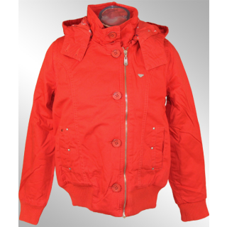 Roxy Hey You! Jacke Lipstick Red M