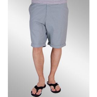 Iriedaily Golfer Plaid Short bluegrey