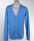 DC Interface Cardigan blau HB8D