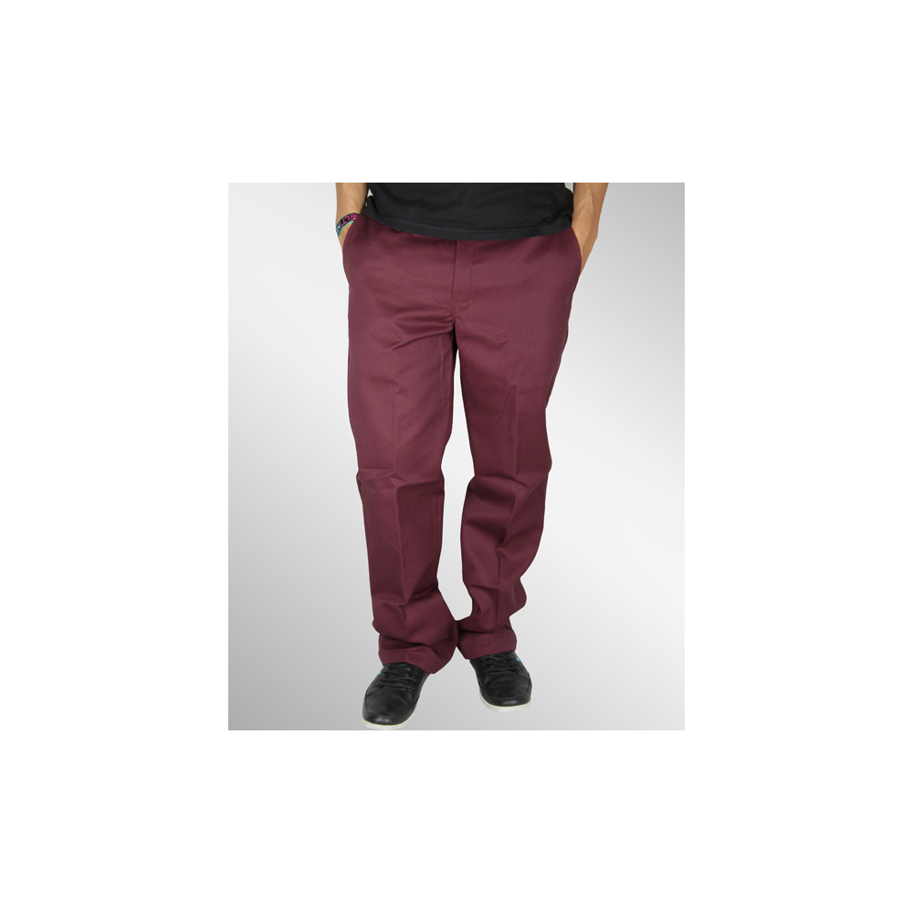 dickies original 874 work pant o dog maroon 39 90. Black Bedroom Furniture Sets. Home Design Ideas