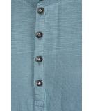 Volcom Vice Versa Henley T-Shirt Vintage Blue