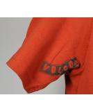 Volcom Pistol Collision SS T-Shirt Orange Red M