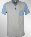 Element Novelty T-Shirt Grey Heather XL