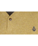 Volcom Votel Sweater Pullover Bronze