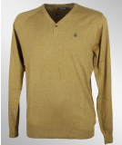 Volcom Votel Sweater Pullover Bronze M