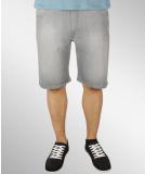 Volcom Activist Denim Shorts Light Grey