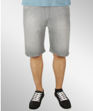 Volcom Activist Denim Shorts Light Grey 30
