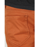 Volcom Chili Chocker Denim Shorts Copper