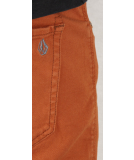 Volcom Chili Chocker Denim Shorts Copper 33