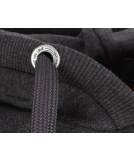 Shisha Classic Hooded Boys Pullover Anthracite