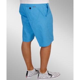 Iriedaily Bar 247 Chino Short cyan Blue
