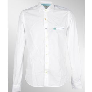 Jn Joy Smart Shirt Hemd Classic White