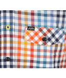 Jn Joy Shirt 02 Red Hemd Checkers S