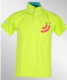 Jn Joy Scuba Polo Shirt Lime