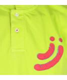 Jn Joy Scuba Polo Shirt Lime S
