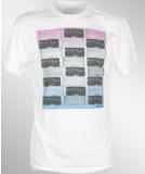 Hurley Distill T-Shirt White