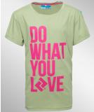 Shisha Teeshirt Proot uni T-Shirt Lemon XS